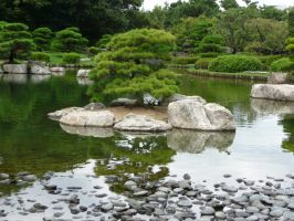 japan vacation IXC by mimose-stock
