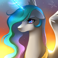 Celestia by YogurtYard