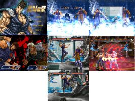 Hokuto no Ken Mugen Released by anubis55