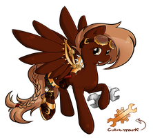 OC-ish thing... pony... i guess by secret-pony