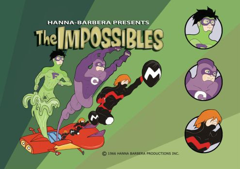 Os Impossiveis The impossibles by zaart