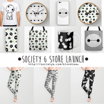 Society 6 Store Launch!!!!!!!! by BlondieAu