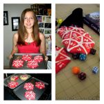 Nerdy Nummies d20 Cookies by scoobyqueen12