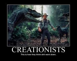 Creationism by Darkman140