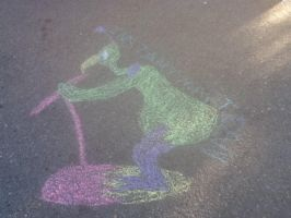 Instant Martian Chalk by PaperFox74
