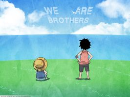 We are brothers by Whiteworld6