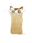 Daily Doodle #2 - Purrito by revois