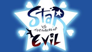 STAR VS THE FORCES OF EVIL thumbnail / titlecard by IDROIDMONKEY