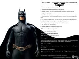 What Would Batman Do? by What-the-Gaff
