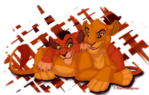 brothers by MarryGorgeous