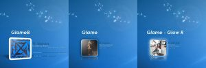 Glame skin - CAD 1.0 by mik2b