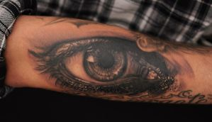 eye by Robert-Franke