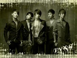 TVXQ MIROTIC by s2Faye