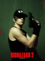 Leon S. Kennedy - Ready 4 War by XenoLink
