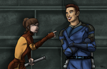 Bioware Couples - Banter by TheDalishRanger