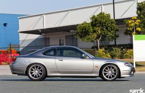 Nissan Silvia S15 Side by small-sk8er