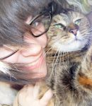 Millie Cat and Me by Eparnam