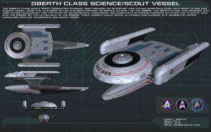 Oberth class science/scout ortho [New] by unusualsuspex