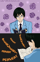 ouran mystery by maboroshii