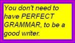 Perfect Grammar stamp by fanfictionaxis