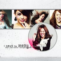 miley :O by toottii