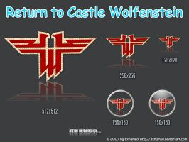 Return to Castle Wolfenstein by 3xhumed