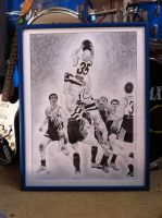 Paul Chapman, Geelong football by Jarryn