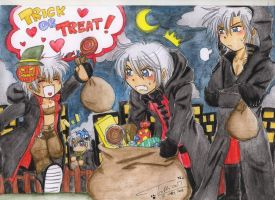 Happy Hallowen DMC 123....4? by Tc-Chan