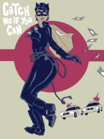 catwoman catch me if you can! by kartinka75