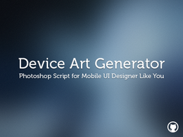 Device Art Generator by Ashung