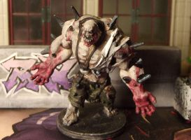 Zombicide: The Abomination by JordanGreywolf