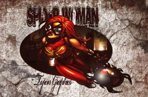 SPIDER WOMAN by mademyown