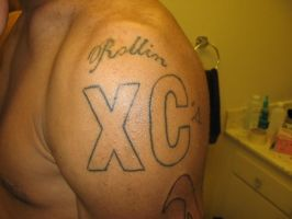 rOllin XC's '90's crip' by MrEmO