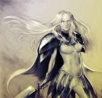 CLAYMORE teresa by masateru