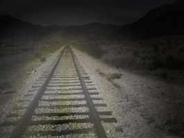 Isolated Stretch of Track by PastorD4