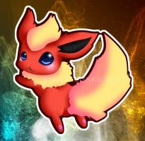 Flareon 2.0 by Clinkorz