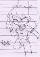 FOF Filler: Rave by KaruLeonnese