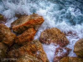 Rocks and Splashes No. 3 by Ragnarokkr79