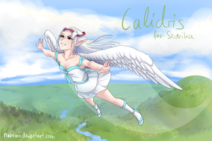 Trade: Fly like Calidirs by Nahemii