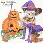 The purple witch, Mirajane. by Lucy-Constellation
