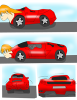 S Squad: Misty TF into car 3 by Jonesycat79