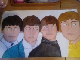 The Beatles by nokia-m97