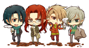 You could use some coffee... by hitogata