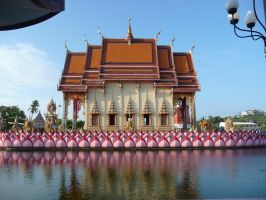 Wat Plai Laem I by two-ladies-stocks