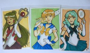 ATC Outer Senshi by Kayley