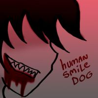 Human Smiledog by LovE-CatSxD