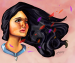 Colours of the Wind - speedpaint by XxBattleLionessxX