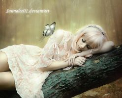 Dreaming Sweet Dreams by Sannalee01