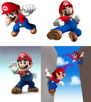 What if Mario learned Kung-Fu?! by No1MporXant