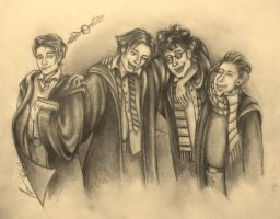 The Marauders by perilousrealms